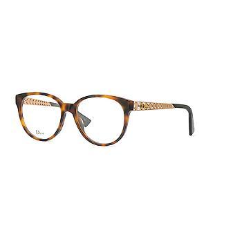 Dior DioramaO2 DA0 Havana-Gold Glasses