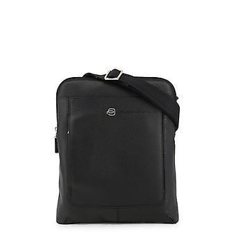 Man leather across-body handbag p75831