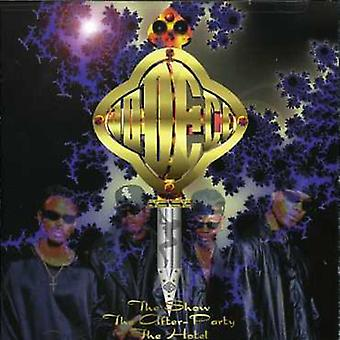 Jodeci - Show the After Party the Hotel [CD] USA import