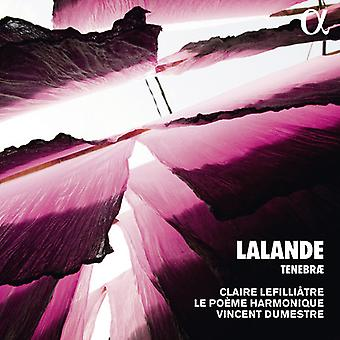 Lalande - Tenebrae [CD] USA import
