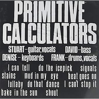Primitive Calculators [CD] USA import