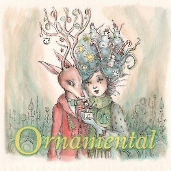 Ornamental (a Projekt Holiday Collection - Ornamental (a Projekt Holiday Collection [CD] USA import