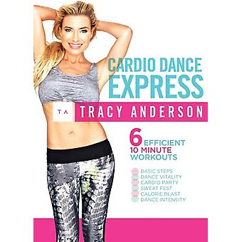 Cardio Dance Express [DVD] USA import