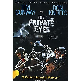 The Private Eyes [DVD] USA import