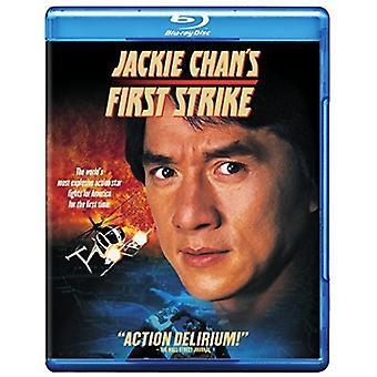 Jackie Chan's First Strike [Blu-ray] USA import