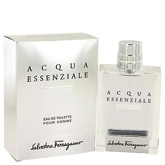Acqua Essenziale Colonia Eau De Toilette Spray By Salvatore Ferragamo 3.4 oz Eau De Toilette Spray