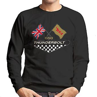 BSA Thunderbolt Men's Sweatshirt