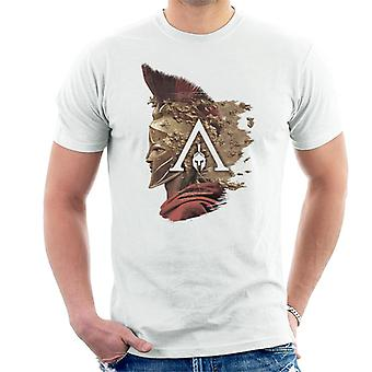 Assassin's Creed Alexios Map Montage Men's T-Shirt