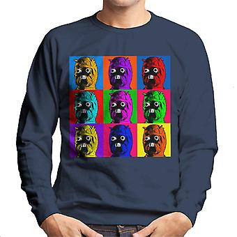 Original Stormtrooper Tuscan Raider Pop Art Men's Sweatshirt