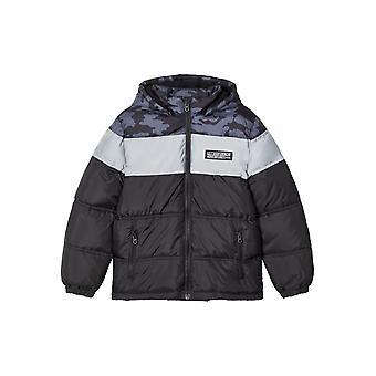 Name-it Boys Wintercoat Milius Puffer Black
