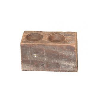 Deco4yourhome TeaLight Holder Wood 2