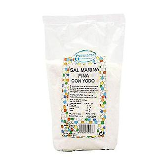Fine Iodized Salt 1 kg