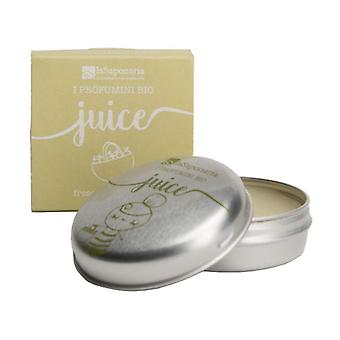 Juice perfume: fresh and sparkling 15 ml of cream