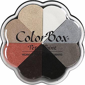 Clearsnap ColorBox Pigment Petal Point Home