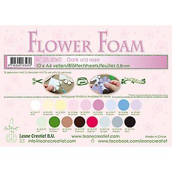ליאן קראטילף קצף מוקצף לפרחים ורדים ישנים A4