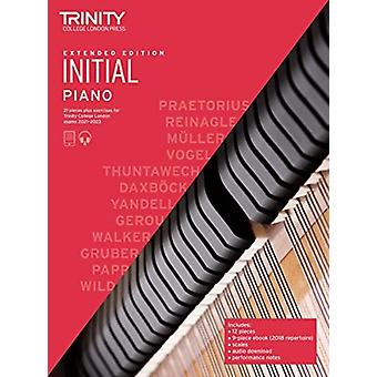 Trinity College London Piano Exam Pieces Plus Exercises 20212023 Initial  Extended Edition by College London & Trinity