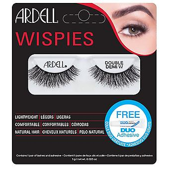 Ardell Wispies Kevyt Ripset - Double Demi Wispies Ripset Duo Liima