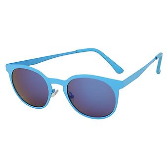 Gafas de sol Unisex Mirror Glass Blue (AZ-15-631)