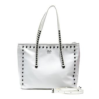 White italian women's shoulder bag - 19v69 italia