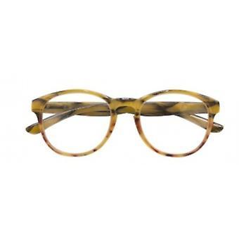 Reading glasses Women's Neville brown strength +3.00