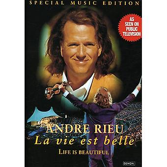 Andre Rieu - Life Is Beautiful [DVD] USA import