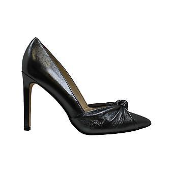 Negen West Women's Schoenen True Leather Pointed Toe Classic Pumps