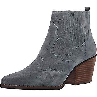 Sam Edelman Women's Schoenen F11499L400 Leder Puntige Toe Enkel Fashion Boots