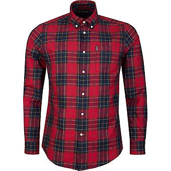 Barbour Wetheram Small Check Tailored Fit Shirt