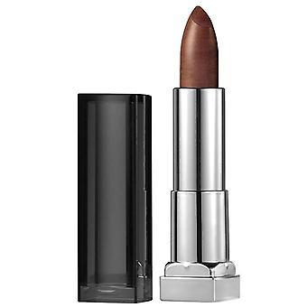 Maybelline New York Color Sensational Bronze Lipstick Metallic Lipstick