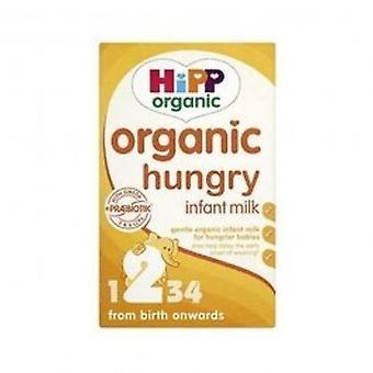 Hipp - økologisk sultne modermælkserstatning