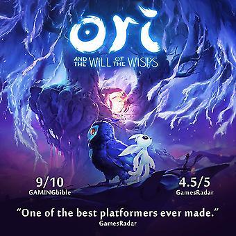 Ori en de wil van de Wisps Xbox One Game