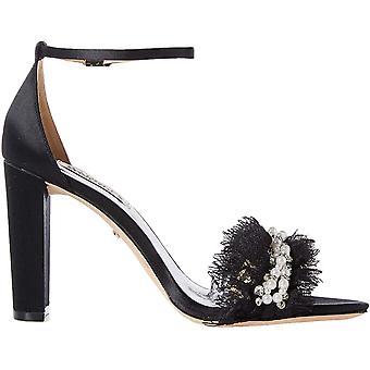Badgley Mischka Femeiăs Fleur Cu toc Sandal