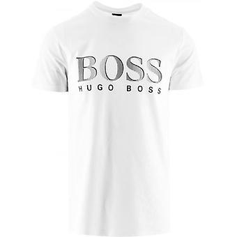 BOSS Valkoinen UV-suoja T-paita