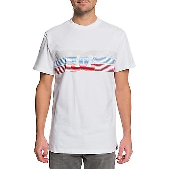 DC Front Surface SS T-Shirt - White