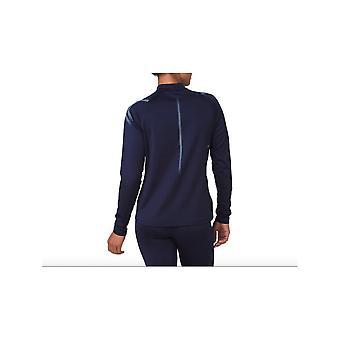 Asics Icon Winter LS 12 Zip Top 2012A012400 running all year women sweatshirts