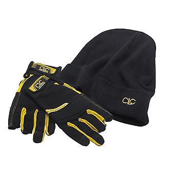 Kuny's CLC ProTradesman Fingerless Gloves + Beanie Hat KUNPK4015