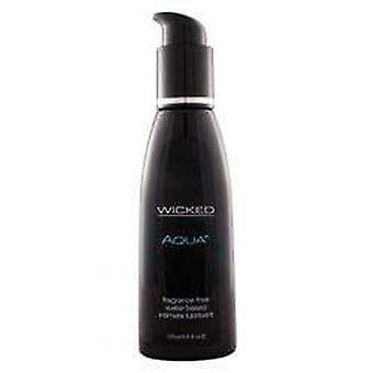 Wicked sensuele zorg aqua geurvrij glijmiddel op basis van water 120 ml / 0,68 fl oz