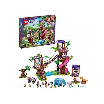 LEGO 41424 Vrienden Jungle Rescue Base Treehouse Vet