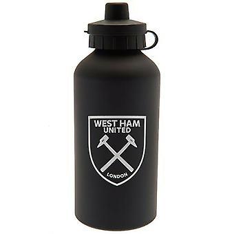 West Ham United FC la botella de agua