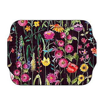 Home Living Meadow Black Mini Trinket Tray HH2177