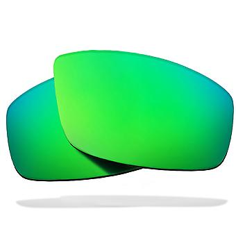 Polarized Replacement Lenses for Costa SALTBREAK Sunglasses Anti-Scratch Green