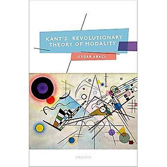 Teoría Revolucionaria de la Modalidad de Kant's