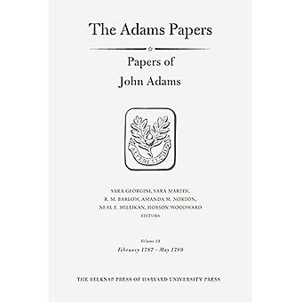 Papers of John Adams, Volume 19