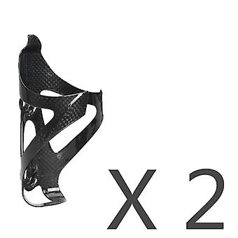 Carbon Fiber, Water Cage Bottle Holder, Ultra Light Cycle Equipment