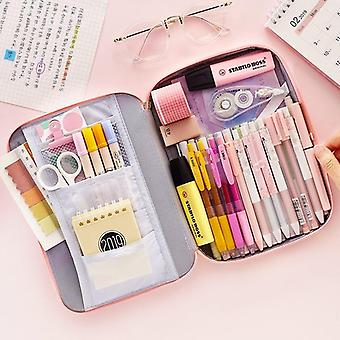 Caja de lápiz de alta capacidad creative stationery