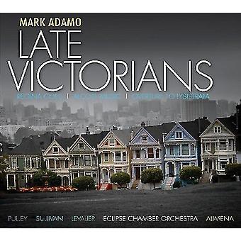 M. Adamo - Mark Adamo: Late Victorians; Regina Coeli; Alcott Music; Overture to Lysistrata [CD] USA import