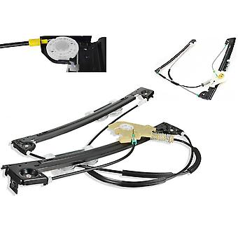 Avant à droite, Driver Side Window Regulator Repair Kit 51337039452 Pour Mini R50, R53, R52
