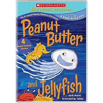 Peanut Butter & kwallen & meer vriendschap Tales [DVD] USA importeren