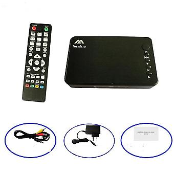 Full Hd Media Multimedia Player Autoplay - 1080p Usb External Hdd Media Player