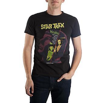 Bioworld star trek voodoo planet shirt